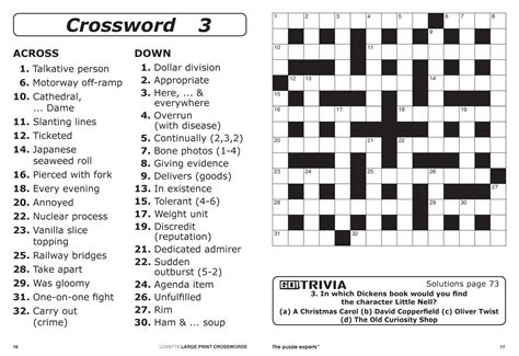 Check spelling or type a new query. Free Printable Crossword Puzzles For Dementia Patients | Printable Crossword Puzzles