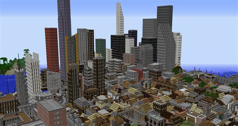 minecraft massive build buildings incredible years cities building effort comments gamer form into smaller