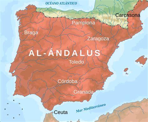 AlÁndalus  Wikipedia, La Enciclopedia Libre