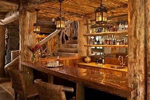 Bar De Maison : belle maison de charme construite en bois vivons maison ~ Teatrodelosmanantiales.com Idées de Décoration