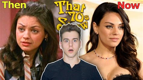 That '70s Show Then And Now