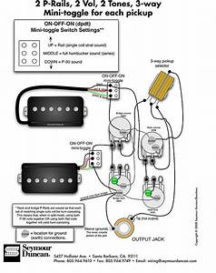 50s Gibson Pickup Wiring Diagram 1