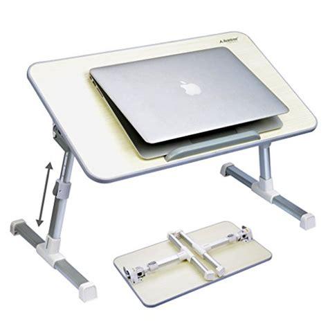 table pour pc de bureau avantree mini table de lit plateau de qualité pour pc