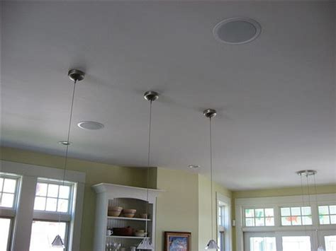 Wall Ceiling Speaker Installation Toronto