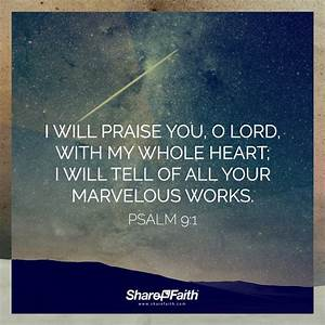 Popular Psalms Verses. 31 verses to pray for your marriage ...