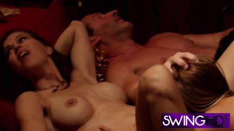 Steamy Softcore Sex Between A Horny And Good Looking Black Swinger Couple Eporner