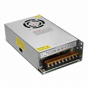 Ac 110v 30a  40a  50a Switch Power Supply Adapter Strip Light