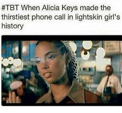 Alicia Keys Meme - 25 best memes about lightskin girl lightskin girl memes