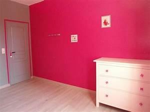 Deco Chambre Bebe Fille Gris Rose : deco chambre bebe fille rose et gris 3 rose grise et blanche chambre de b233b233 forum ~ Teatrodelosmanantiales.com Idées de Décoration