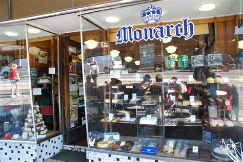 cake shops  acland street  glass  full