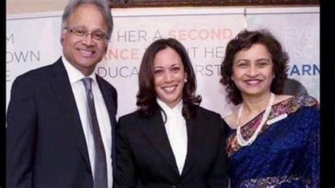 Kamala harris is not eligible to hold the position of president of the united states. False: Picture of Kamala Harris's Parents | Fact Check | Misbar