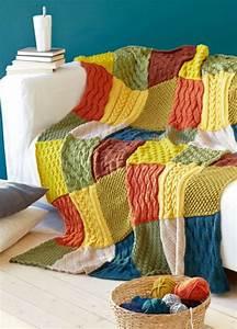 Decke Stricken Patchwork : die besten 25 patchworkdecke stricken ideen auf pinterest ~ Watch28wear.com Haus und Dekorationen