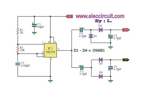 Boost Converter Circuits Electronic Electrical