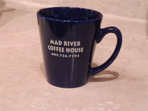 Mad river coffee house меню. Mad River Coffee Ceramic Mug - Mad River Coffee Roasters