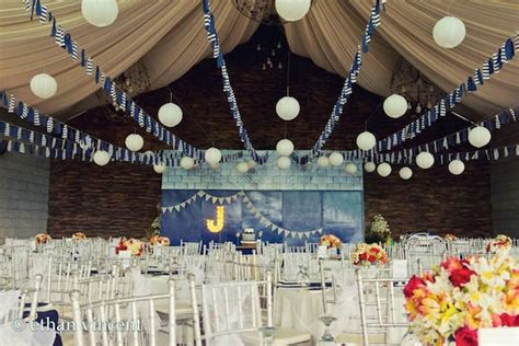 Backdrop Denim Themed by Shercon Resort And Ecology Park Baby And Breakfast