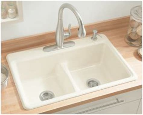 Deerfield Kohler Smart Divide Sink by Kohler K 5838 4 95 Deerfield Smart Divide Self