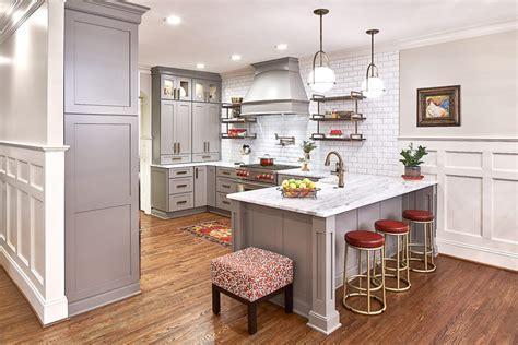 modern kitchen design  haves case charlotte