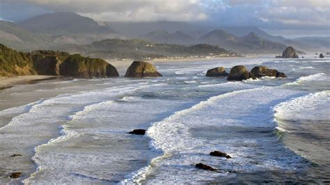 ecola state park in cannon beach oregon