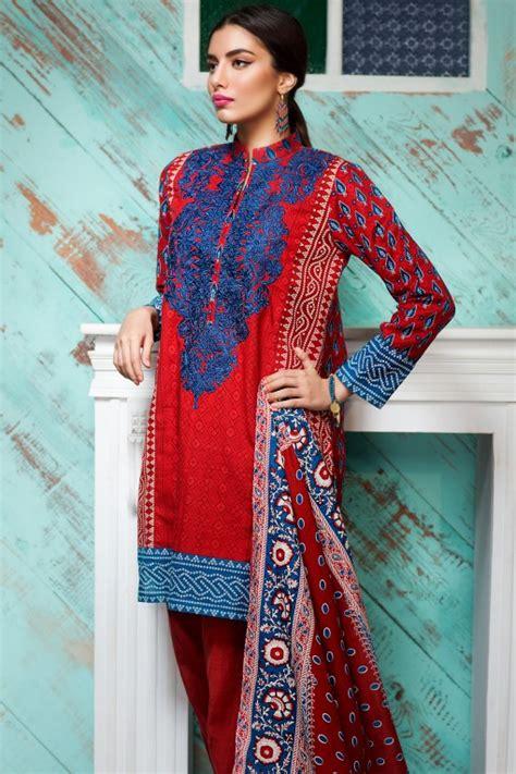 khaadi winter dresses latest collection   stylish