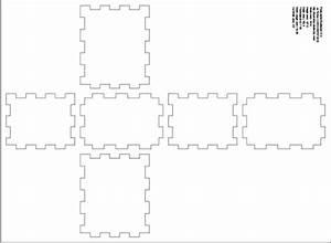 Laser Cut Wood Box Template Choice Image Design