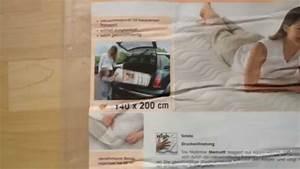 Aldi Matratze 2015 Test : dormia viskoleastische matratze aldi memofit in 140 x 200 2015 youtube ~ Bigdaddyawards.com Haus und Dekorationen
