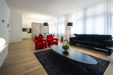 A Minimalist Modern Apartment In White by Minimalist Apartment Stunning Minimalist Interior Design