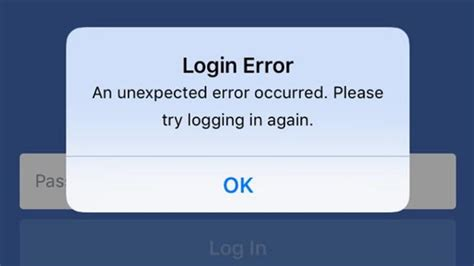 Many Facebook Users Forced Out And Can't Login