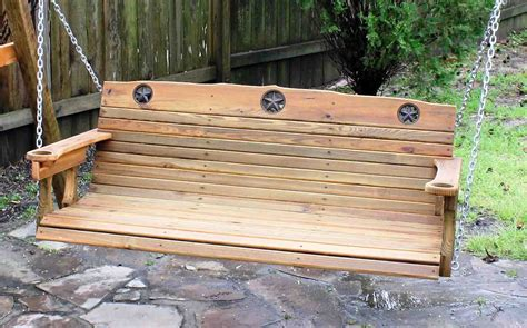 metal porch swing plans  woodworking