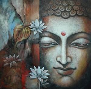 337 best Buddha painting images on Pinterest | Buddha ...
