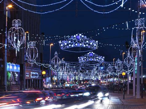 register to attend blackpool lights switch on radio wave