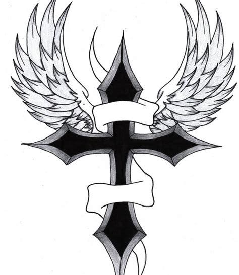 cross tattoos designs  men echomon