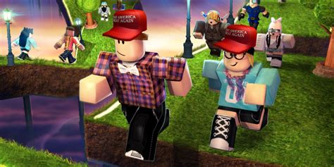 roblox hacked  trump supporters  influence parental