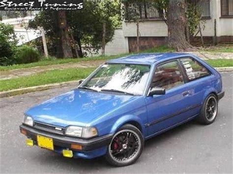 Jacallec 1995 Mazda 323 Specs, Photos, Modification Info