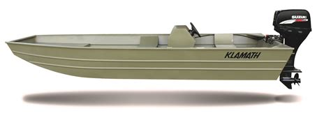 Flat Bottom Boat Dimensions jac flat bottom klamathboats