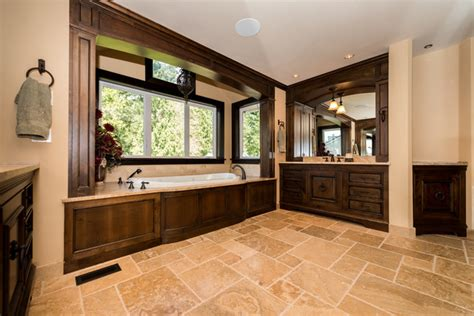 Houzz Living Room Lighting by Tuscan Style Master Bathroom Traditional Bathroom