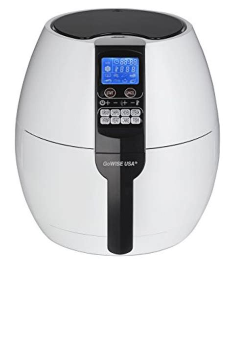 fryer air gowise usa electric fryers wise go quart airfryer digital mark regular inc using programmable oil qt cooking grill