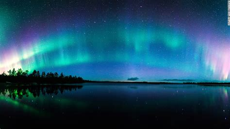 finland northern lights best places to see the northern lights cnn