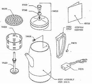 Presto Coffeemaker Parts
