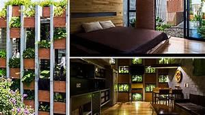 Radiation In Interior Design Resort In House By Alpes Green Design Build In Vietnam