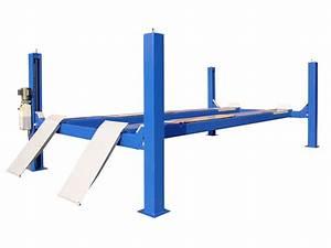 Tuxedo 14 000 Lb Four Post Alignment Lift