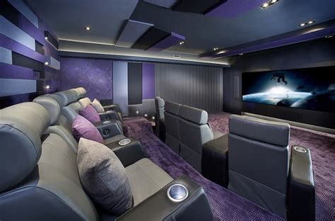home theater interior design montreal home theater contemporary home theater