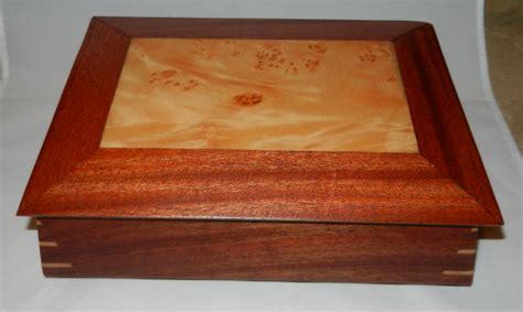 build wood keepsake box plan diy woodworking projects fishing taboohmc