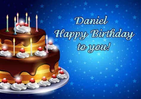 daniel happy birthday