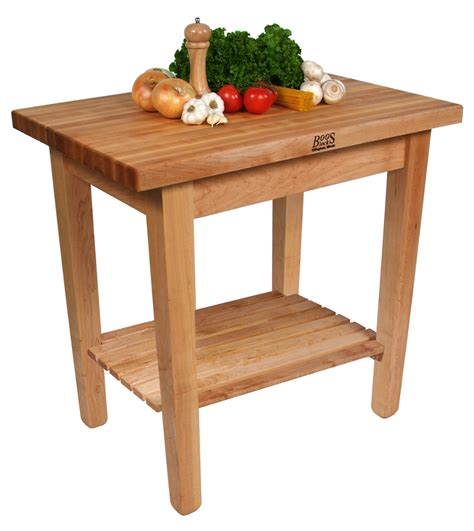 boos kitchen work tables boos country work table butcher block table