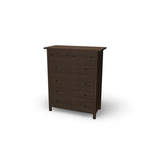 hemnes dresser 6 drawer hemnes 6 drawer chest design and decorate your room in 3d