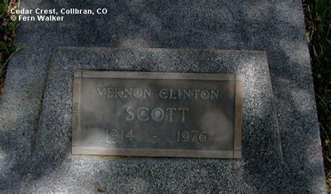 cedar crest cemetery headstones collbran mesa county