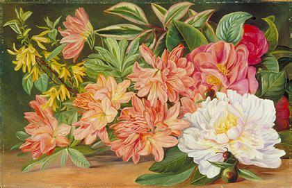 kew marianne north gallery painting  japanese flowers