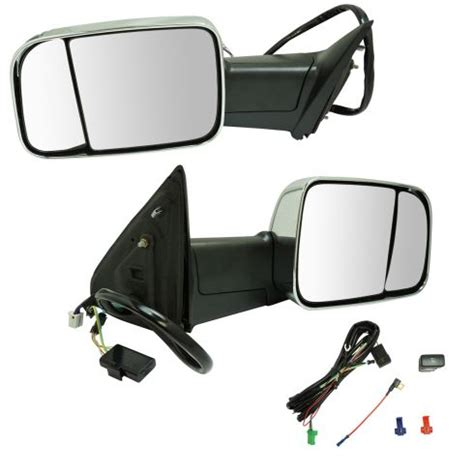201316 Ram 2500 Tow Mirrors Adds Power Fold! Power Heat