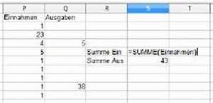 Summe Online Berechnen : tabellenkalkulation calc summe einer spalte berechnen ~ Themetempest.com Abrechnung