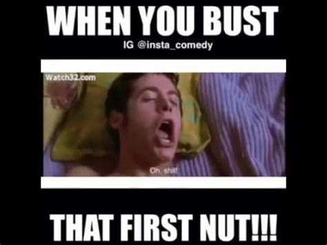 When You Bust Nut Youtube